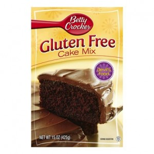 Betty Crocker Gluten Free Chocolate Cake Directions